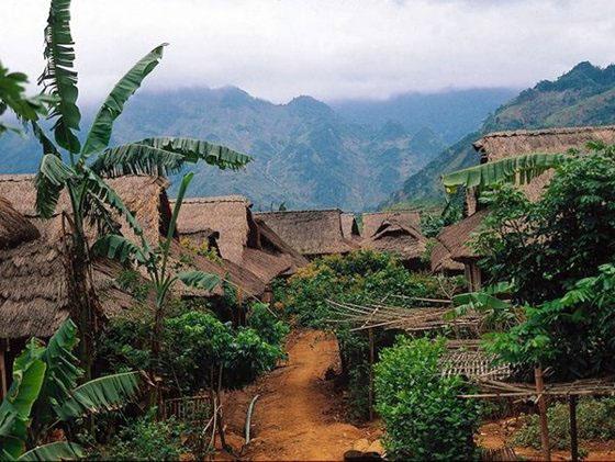 parties proposé par snake paintball - Page 3 Rvn-vietnam-village